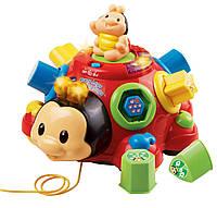 Детская интерактивная игрушка Божья Коровка Vtech Baby