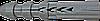 Дюбель КП-8х40 потай ПП