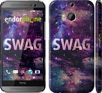 """Чехол на HTC One M8 Сваг """"1203c-30"""""""
