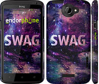 """Чехол на HTC One X+ Сваг """"1203c-69"""""""