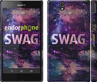 """Чехол на Sony Xperia Z C6602 Сваг """"1203c-40"""""""