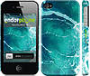 """Чехол на iPhone 4s Океан 2 """"2738c-12"""""""
