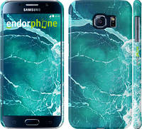 "Чехол на Samsung Galaxy S6 G920 Океан 2 ""2738c-80"""
