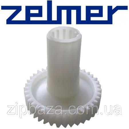 Шестерня с валом для мясорубки Zelmer 793638