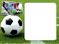 Футбол 27 вафельная картинка