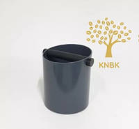 Нок-бокс VD Coffee Standart (Сталь/Резина) Серый