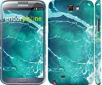 "Чехол на Samsung Galaxy Note 2 N7100 Океан 2 ""2738c-17"""