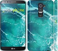 """Чехол на LG G2 Океан 2 """"2738c-37"""""""