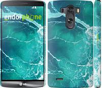 """Чехол на LG G3 dual D856 Океан 2 """"2738c-56"""""""