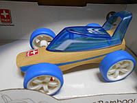 Roadster, машинка бамбуковая маленькая