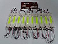 Модуль диодный 12V зелёный кобальтовый