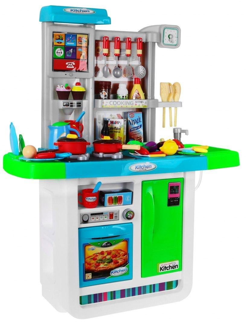 Большая интерактивная кухня Little Chef ZDZ.WD-В23
