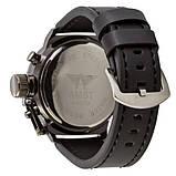 AMST Black-Green Black Wristband, фото 2