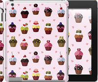 "Чехол на iPad 2/3/4 Тортики ""2327c-25"""