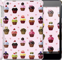 "Чехол на iPad mini Тортики ""2327c-27"""