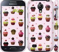 """Чехол на Samsung Galaxy S4 mini Тортики """"2327c-32"""""""