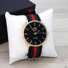 Gold-Black Green-Red