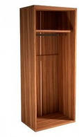 Шкаф гардеробный Берлин UK-10 (комплектуется дверьми UK-31)