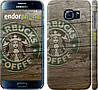 "Чехол на Samsung Galaxy S6 G920 Starbucks 1 ""2311c-80"""