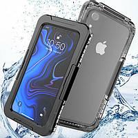 Подводный чехол аквабокс PRIMO для Apple iPhone Xr - Black