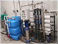 Применение промышленных фильтров обратного осмоса
