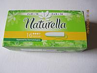 """Женские тампоны """"Naturella"""""""