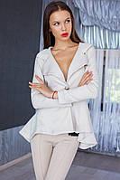 Стильный женский удлиненный пиджак