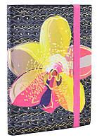 """Ежедневник А5 недат. """"Orchid"""", 352 стр."""