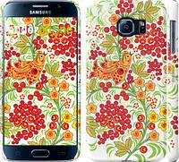 "Чехол на Samsung Galaxy S6 G920 Хохлома 1 ""249c-80"""