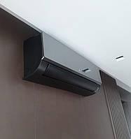 Кондиционер LG AC12BQ Инвертор серия ARTCOOL MIRROR, зеркальный черный кондиционер,дизайнерская сплит-система