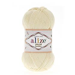 Пряжа Alize Cotton Gold Hobby № 1