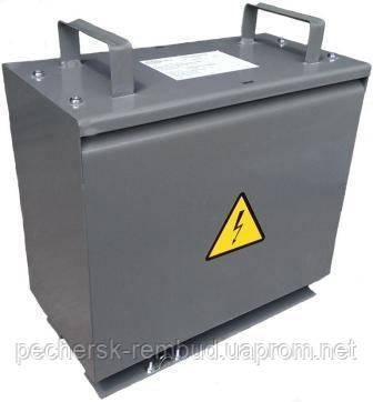 Трансформатор напряжения понижающий ТСЗИ 6,3кВт 380/36