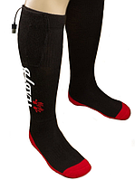 Лыжные носки с подогревом Glovii GK2