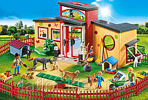 Конструктор Playmobil 9275 Готель для тварин, фото 2
