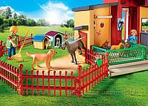 Конструктор Playmobil 9275 Готель для тварин, фото 3