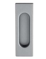 Ручка для раздвижных дверей Fimet 3663A матовый хром (Италия)