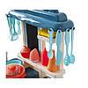 Детская кухня с аксессуарами Beibe Good 889-167 (бирюзовая), фото 7