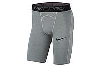 Шорты компрессионные мужские Nike Pro Short BV5635-085 Серый