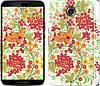 """Чехол на Motorola Nexus 6 Хохлома 1 """"249c-67"""""""