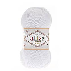 Пряжа Alize Cotton Gold Hobby № 55