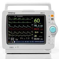 Монітор пацієнта iMEC8 укомплектований: TR MR401B, SpO2, NIBP Adu, cab. ECG-5 lead, IBP