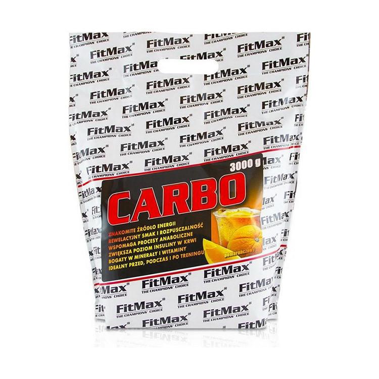 Энергетик карбо углеводы FitMax Carbo (3 кг) фитмакс grapefruit