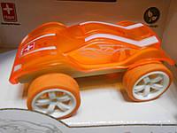 Twin Turbo, машинка бамбуковая маленькая