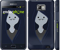 "Чехол на Samsung Galaxy S2 i9100 Adventure Time. Marceline the Vampire Queen ""2456c-14"""