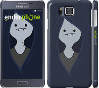 "Чехол на Samsung Galaxy Alpha G850F Adventure Time. Marceline the Vampire Queen ""2456c-65"""