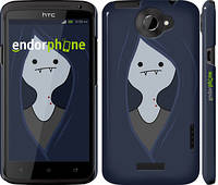"Чехол на HTC One X Adventure Time. Marceline the Vampire Queen ""2456c-42"""