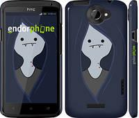 """Чехол на HTC One X+ Adventure Time. Marceline the Vampire Queen """"2456c-69"""""""