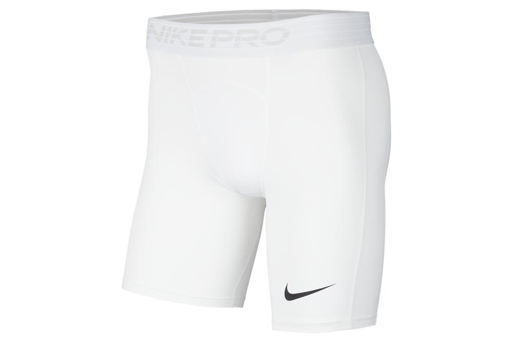 Шорты компрессионные мужские Nike Pro Short BV5635-100 Белый
