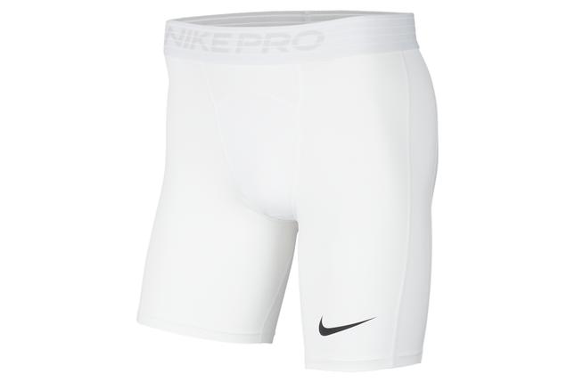 Шорты компрессионные мужские Nike Pro Short BV5635-100 Белый, фото 2