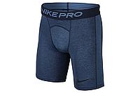 Шорты компрессионные мужские Nike Pro Short BV5635-451 Темно-синий